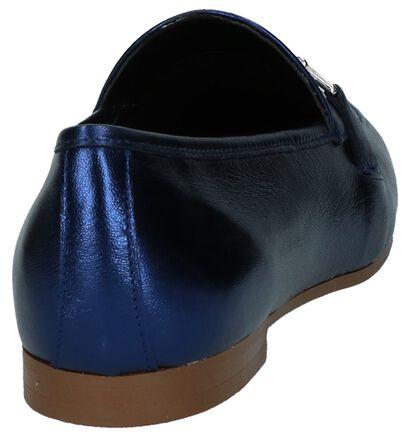 Blauwe Geklede Mocassins Youh! by Torfs, Blauw, pdp
