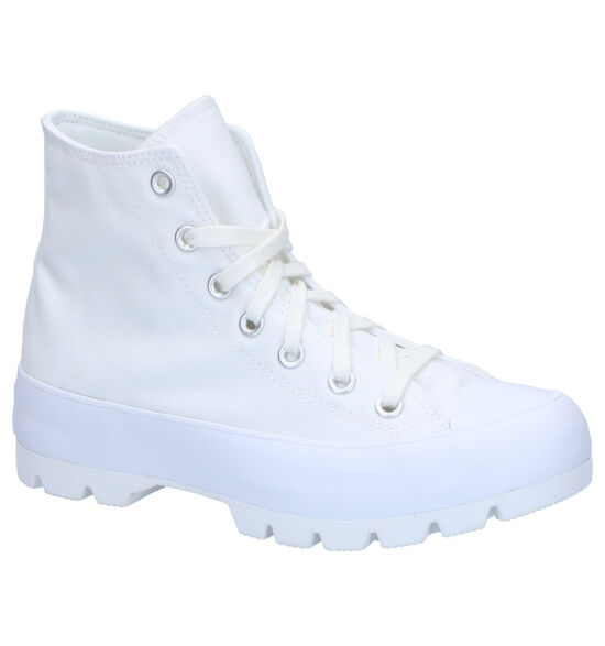 Converse Chuck Taylor All Star Lugged Sneakers Wit