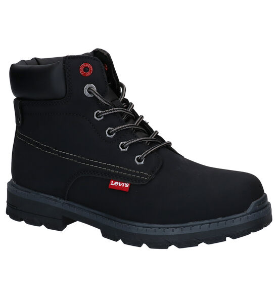Levi's New Forrest Mid Zwarte Boots
