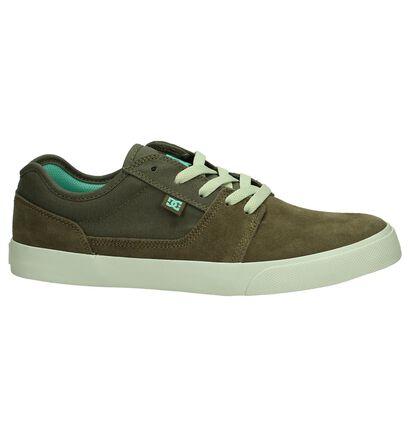 DC Shoes Tonik Zwarte Lage Skate Schoenen, Bruin, pdp