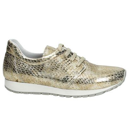 Gouden Sneakers Brako Anatomics, Goud, pdp