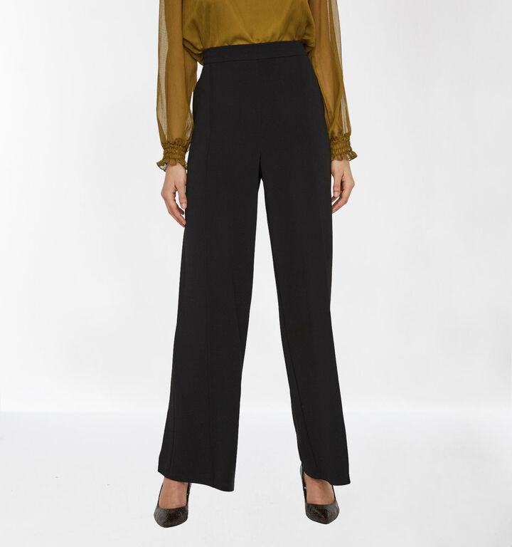 Vero Moda Zwarte Geklede Pantalon