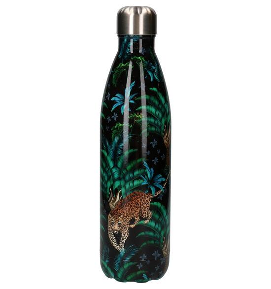 Chilly's Tropical Leopard Zwarte Drinkbus 750 ml