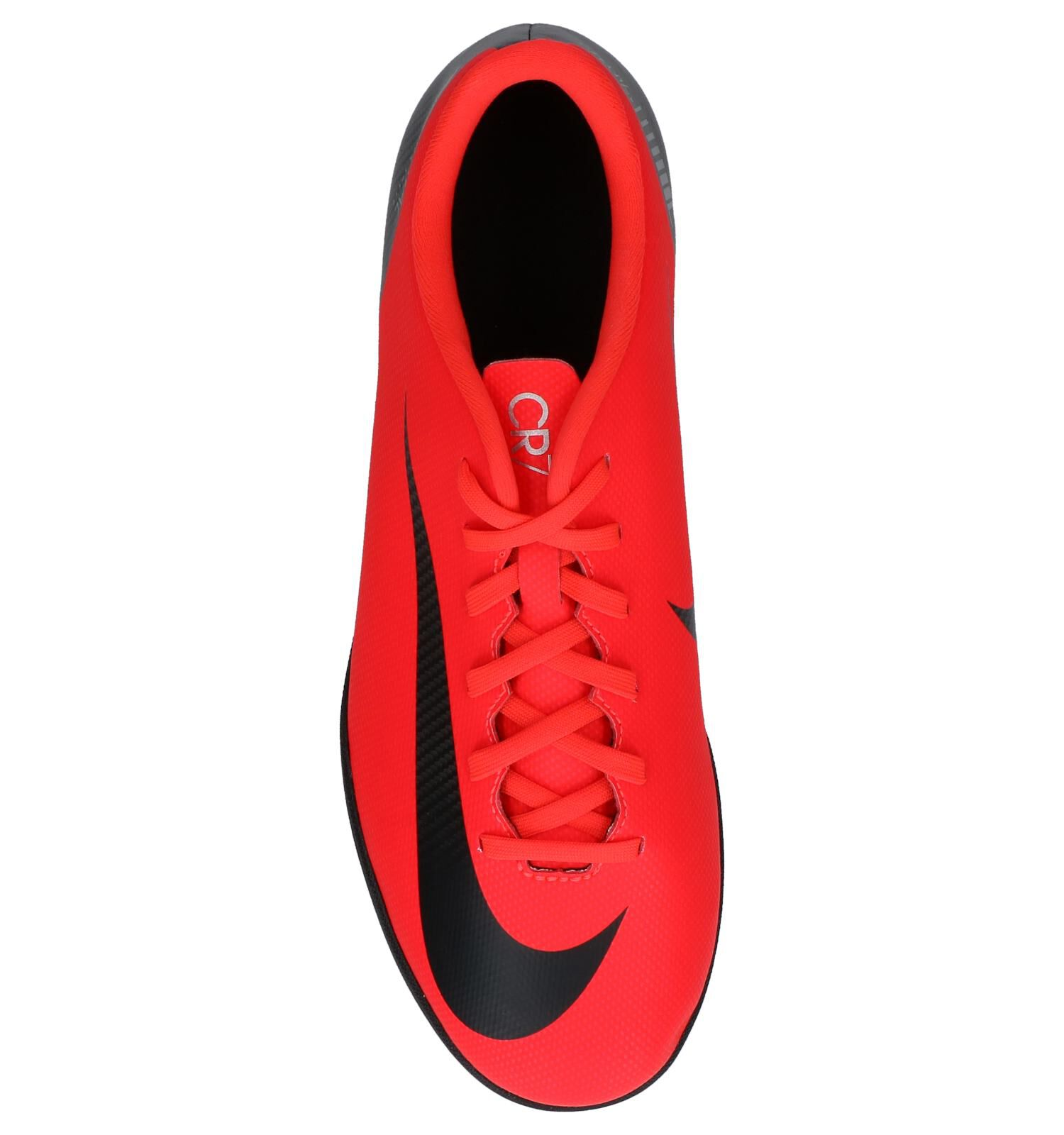 Fluorode Nike CR7 Vaporx Zaalvoetbalschoenen