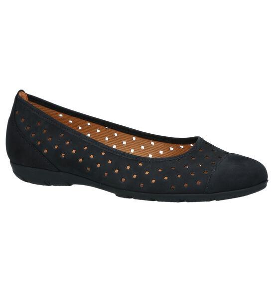 Gabor Hoovercraft Blauwe Ballerina's