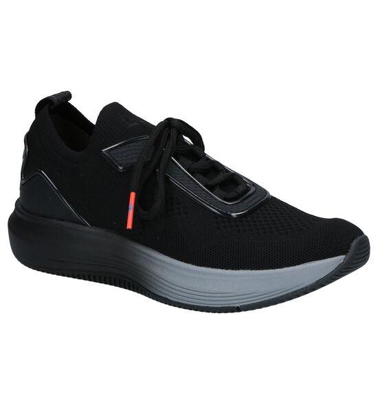 Tamaris Fashletics Zwarte Sneakers