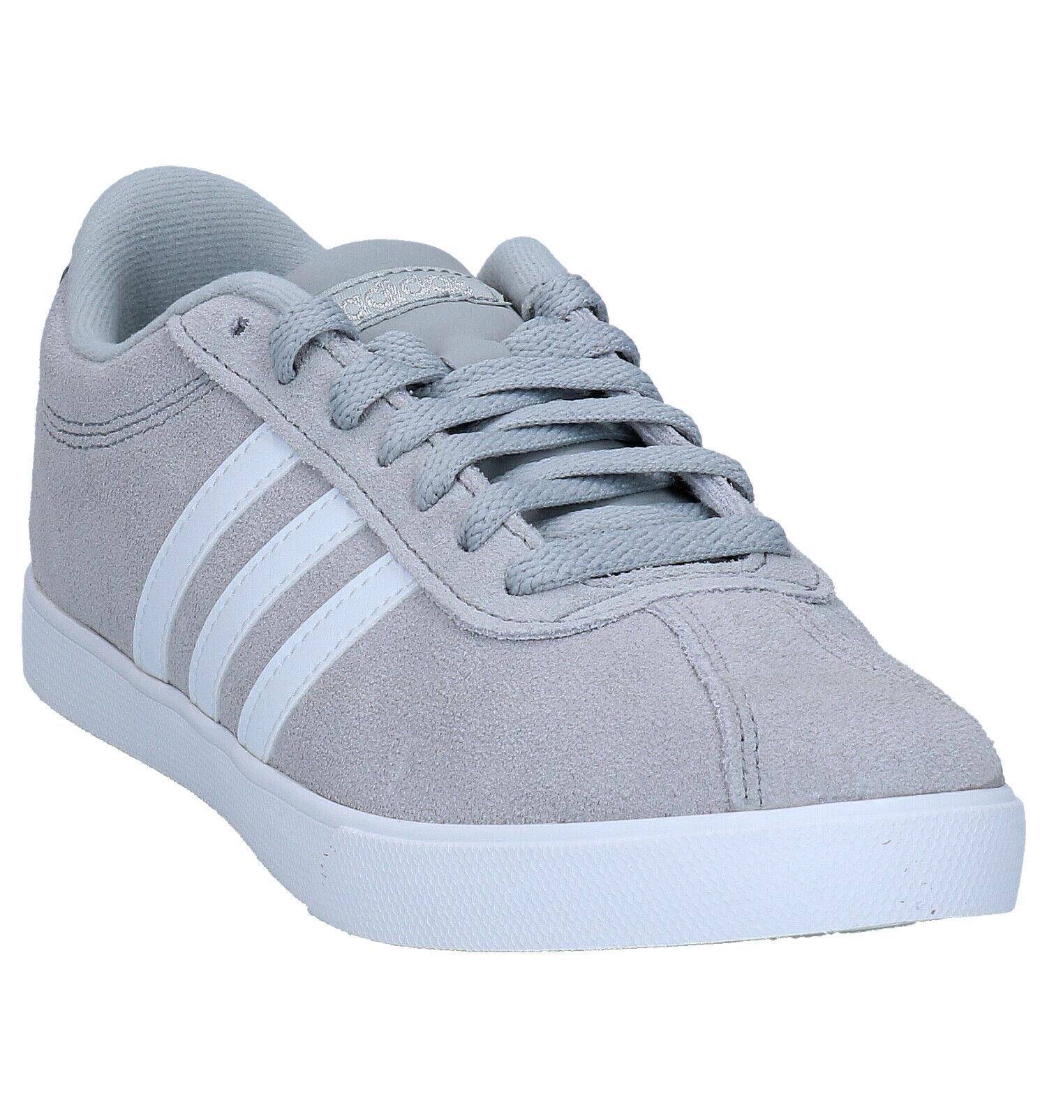 adidas Courtset Grijze Sneakers