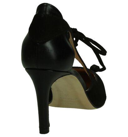 Zwarte Pedro Miralles Pumps High Heels in daim (195353)