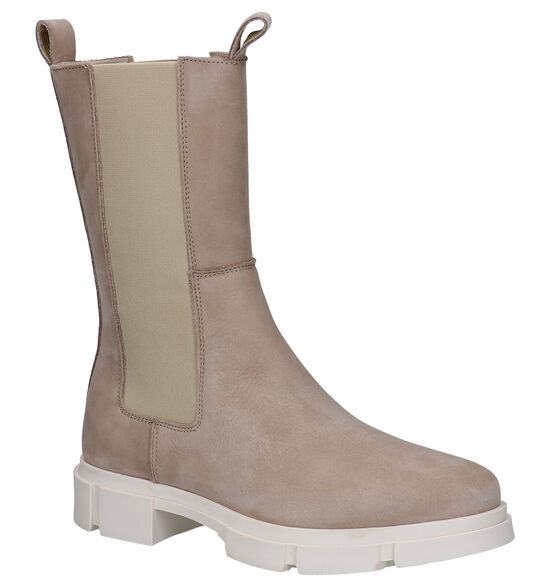 Tango Romy Taupe Chelsea Boots