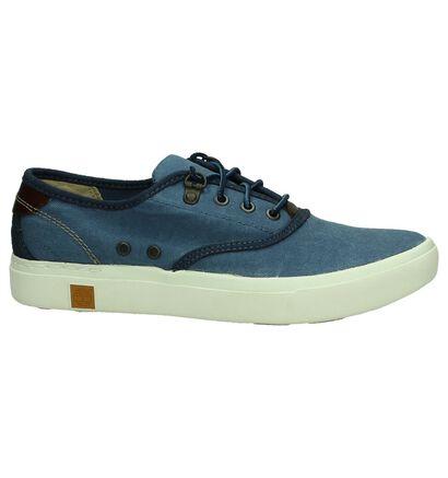 Amherst Oxford Timberland Blauwe Skateschoenen, Blauw, pdp