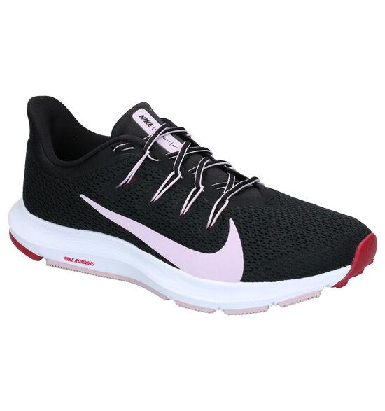 Nike Quest 2 Zwarte Sneakers