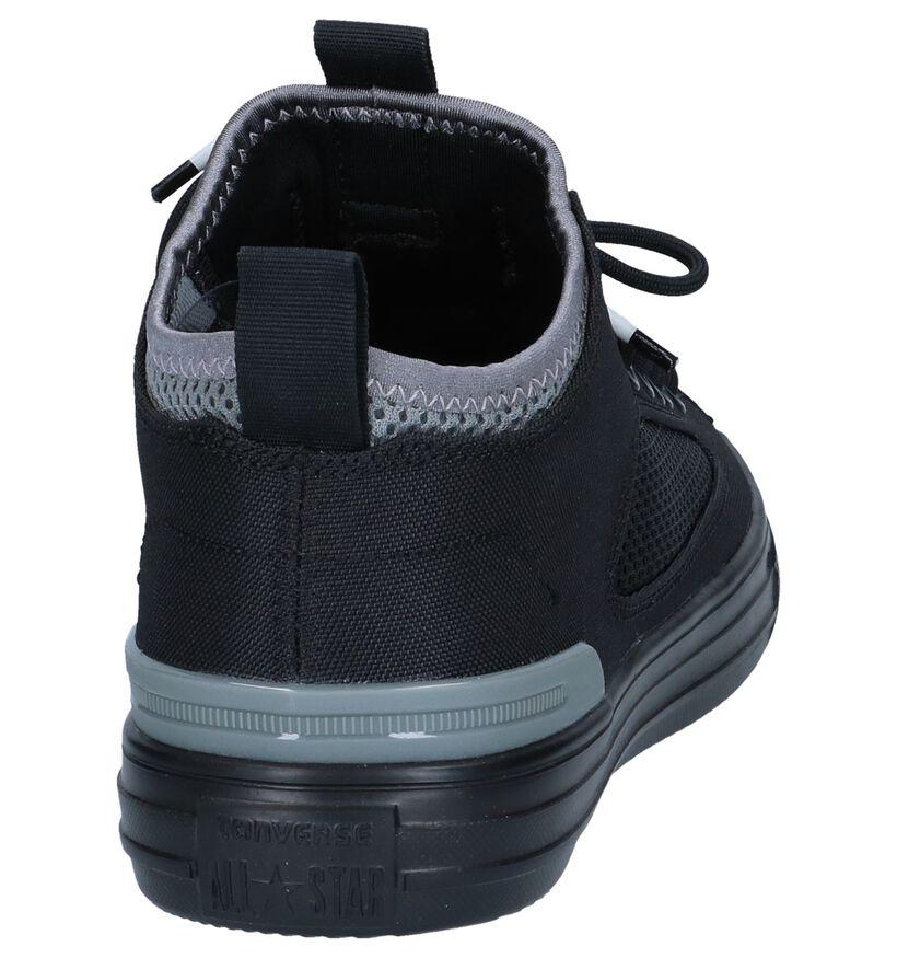Zwarte Slip-on Sneakers Converse Chuck Taylor AS Ultra OX in stof (250017)