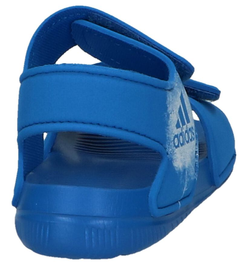 Blauwe Watersandalen adidas Altaswim in kunststof (237163)