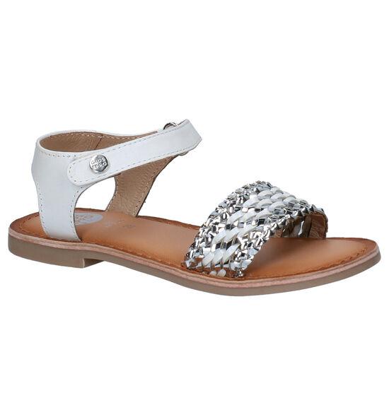 Gioseppo Witte Sandalen