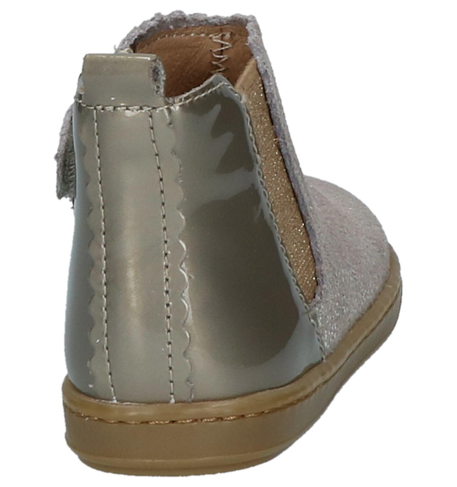 hoge schoenen lakleer dames