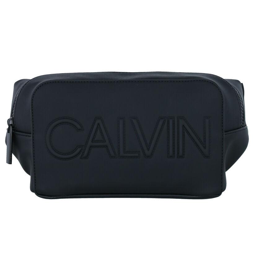 Calvin Klein Accessories Zwarte Heuptas in kunstleer (280464)