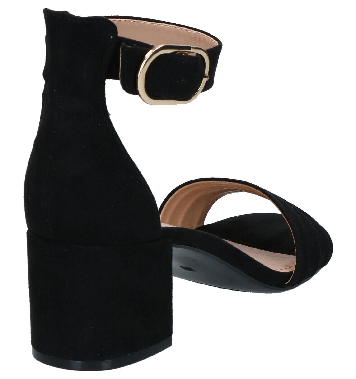 Youh! Zwarte Sandalen