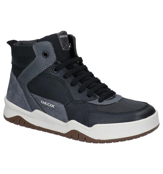 Geox Perth Zwarte Boots