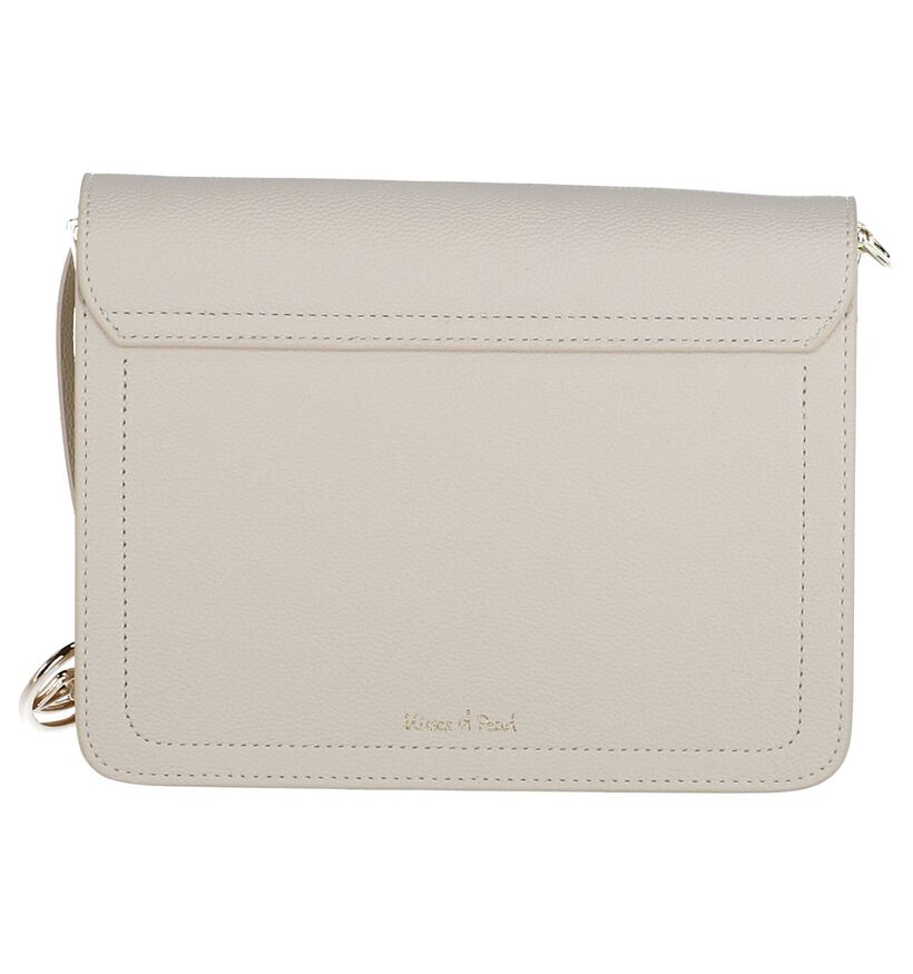 Witte Crossbody Tas Kisses of Pearl Hamelton in kunstleer (248245)