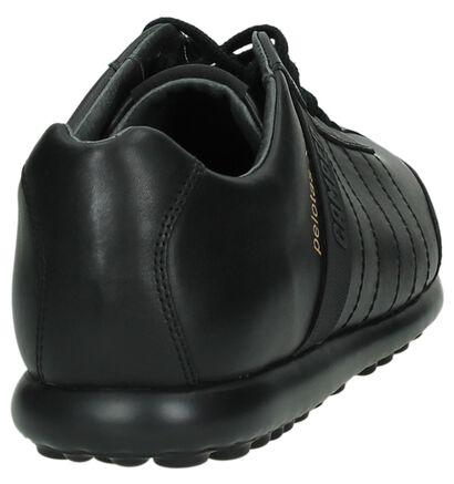 Zwarte Casual Schoenen Camper, Zwart, pdp