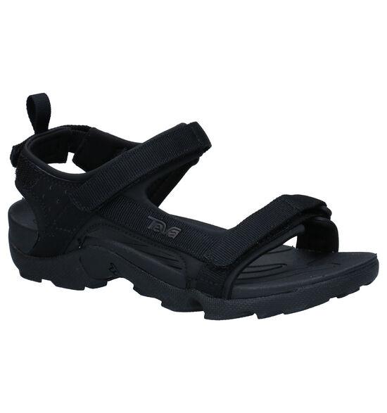 Teva Tanza Zwarte Sandalen