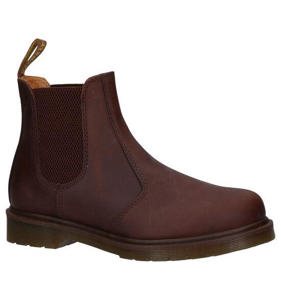Bruine Dr. Martens Chelsea Boots