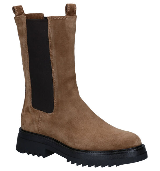 Via Limone by Torfs Taupe Boots