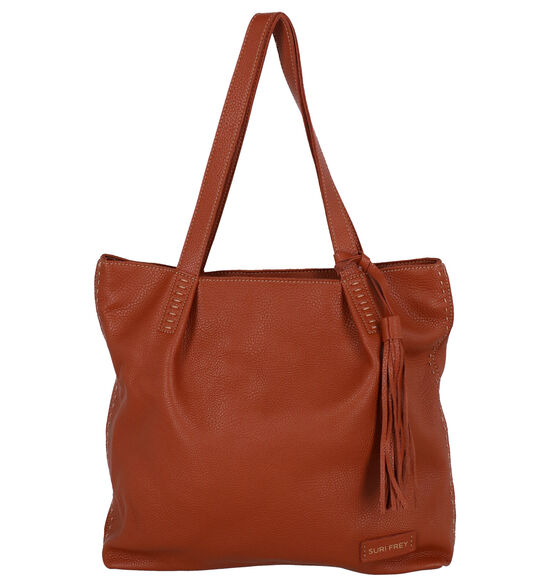 Suri Frey Stacy Cognac Shopper Tas