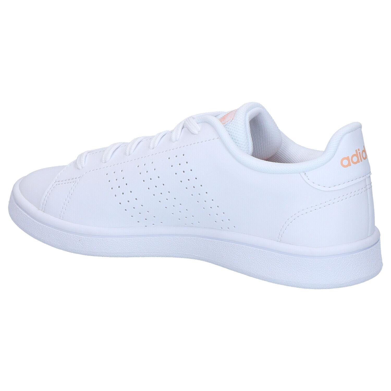 adidas Adventage Base Witte Sneakers