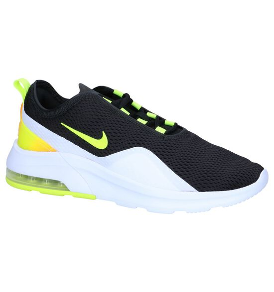 Zwarte Sneakers Nike Air Max Motion 2