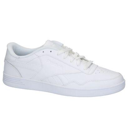 Reebok Royal Techqu Witte Lage Sportieve Sneakers, Wit, pdp