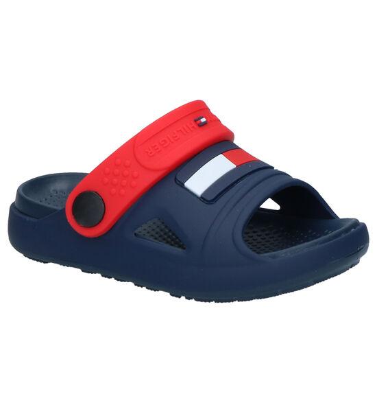 Tommy Hilfiger Blauwe Sandalen