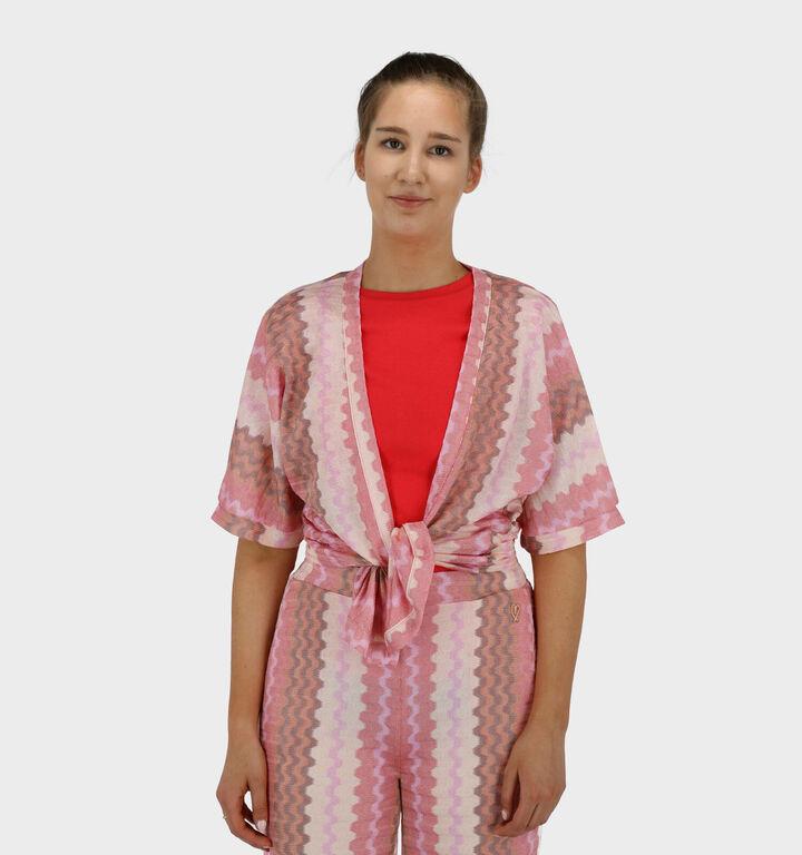 Miracles Jacket Roze Kimono