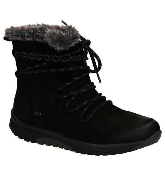 Gabor Rollingsoft Zwarte Boots