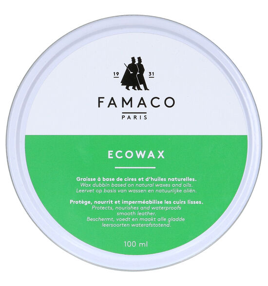 Famaco Eco Wax