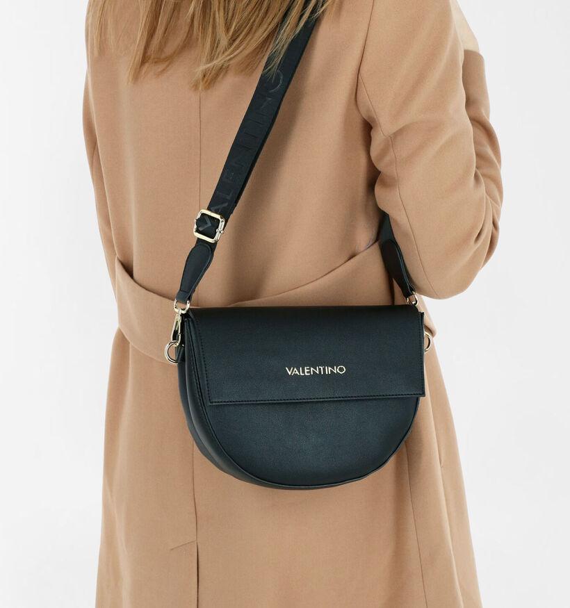 Valentino Handbags Bigfoot Zwarte Crossbody Tas in kunstleer (283143)