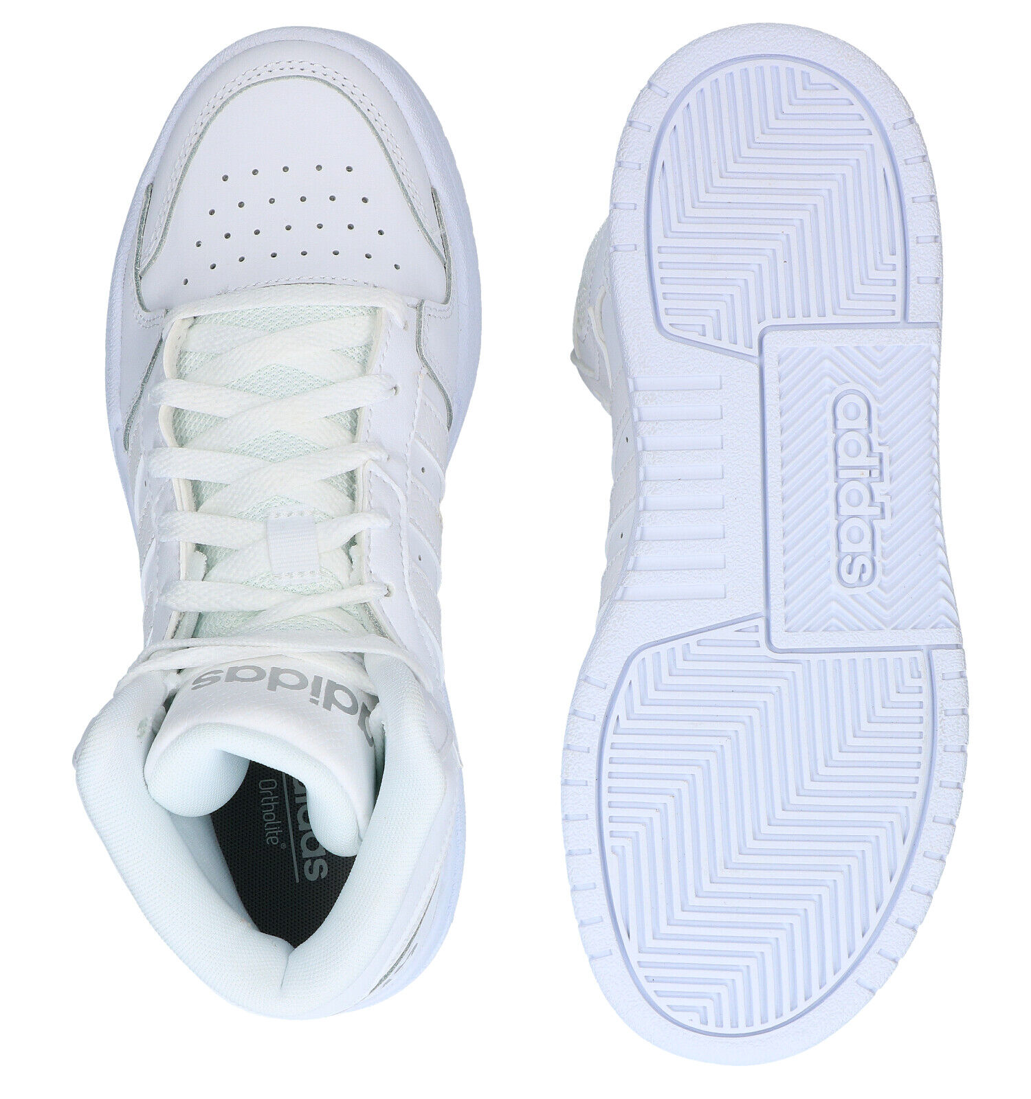 adidas Entrap Witte Sneakers