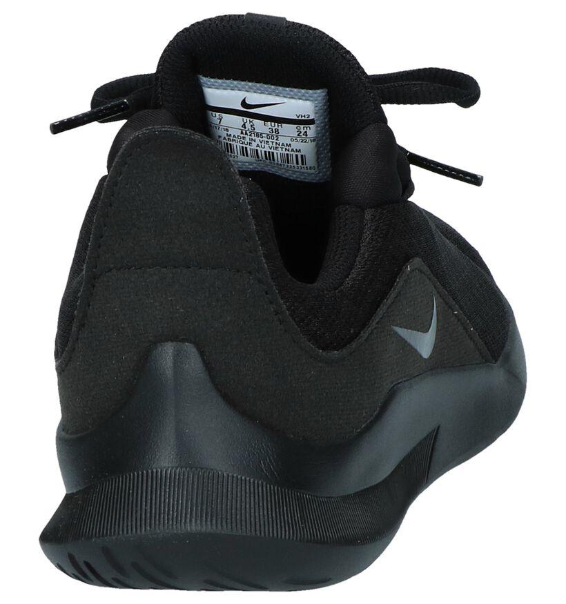 Zwarte Runners Nike Viale in stof (238325)