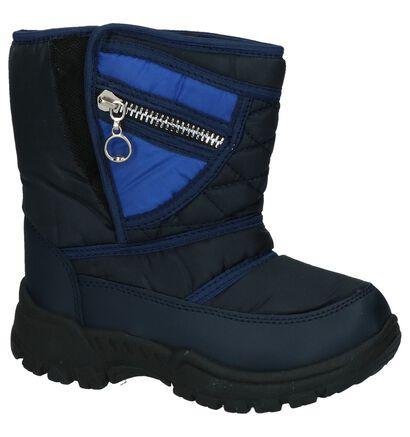 Snowboots Blauw Belizia, Blauw, pdp