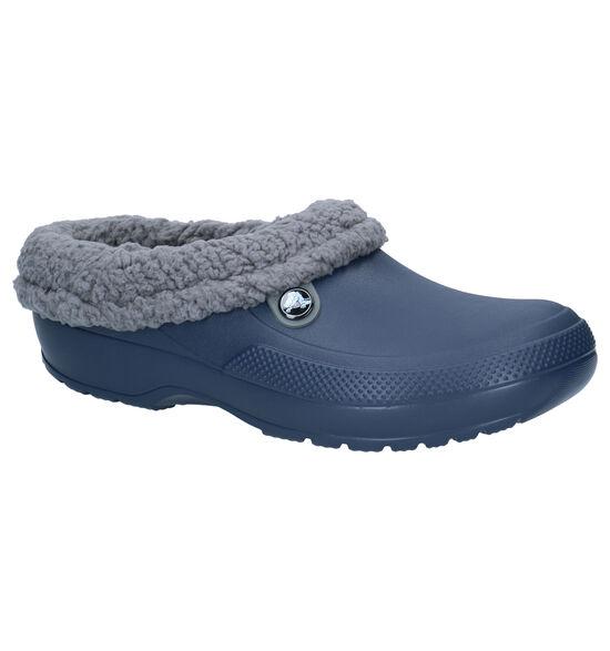 Crocs Classic Blitzen 3 Clog Blauwe Pantoffels