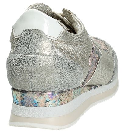 Sneaker Zilver Mjus, Zilver, pdp