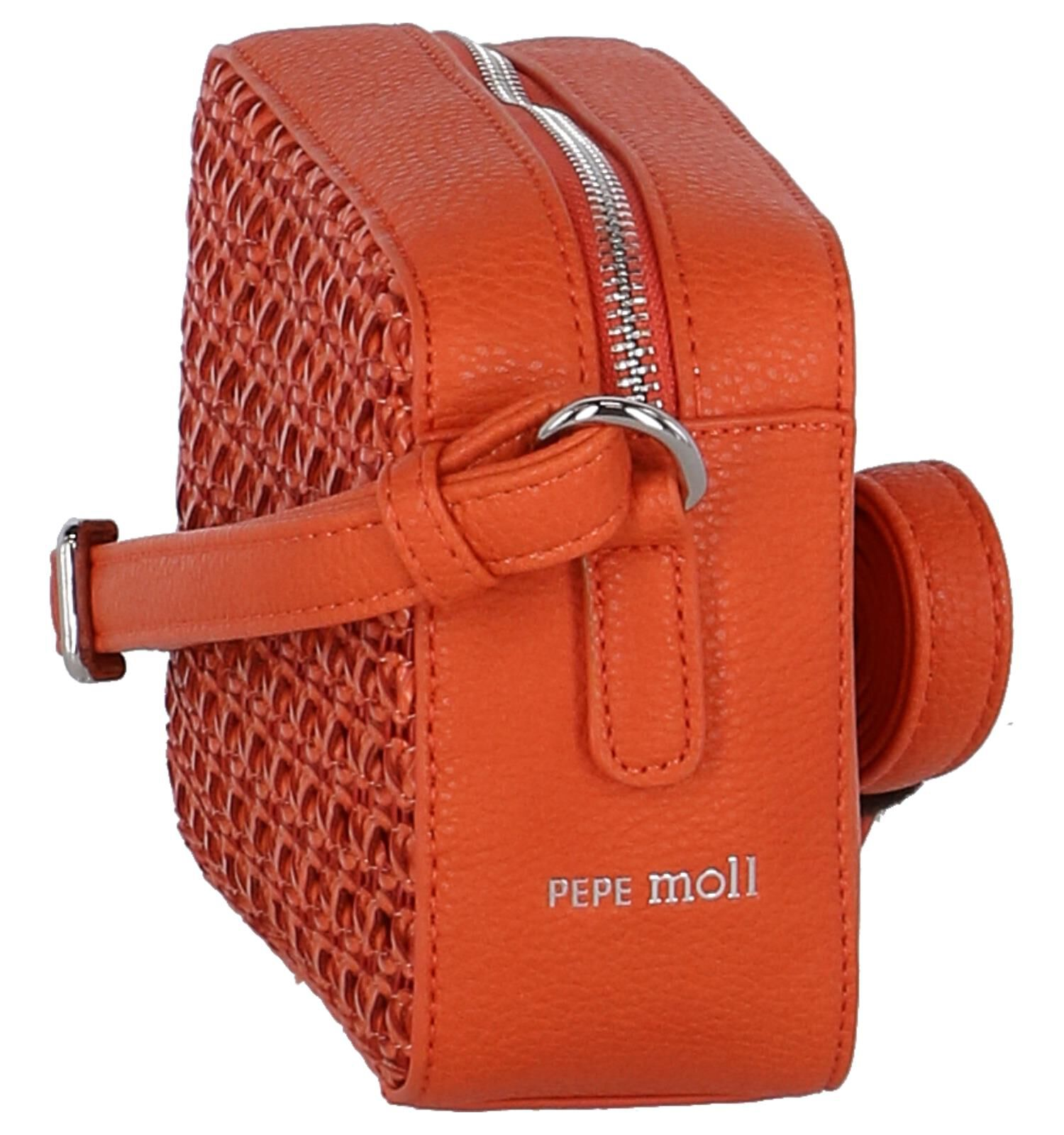 Oranje Crossbody Tas Pepe Moll