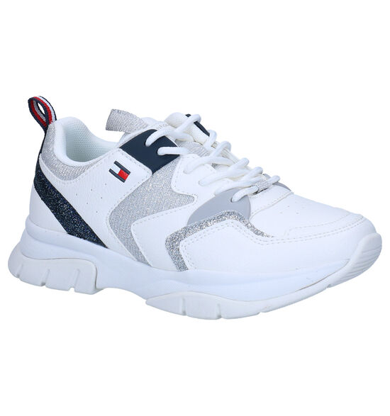 Tommy Hilfiger Witte Sneakers