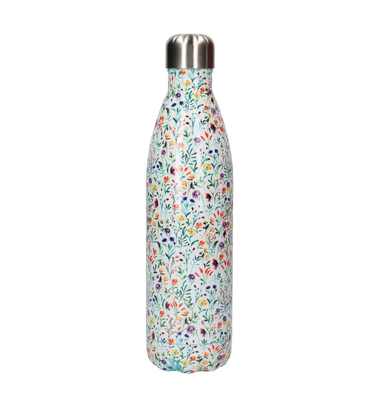 Chilly's Floral Witte Drinkbus 750 ml