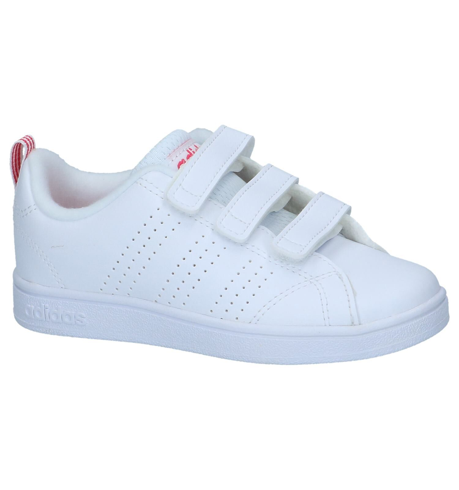 Witte Sneakers adidas VS Advantage Clean