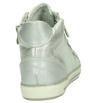 Zilveren Sneaker Marco Tozzi, Zilver, pdp