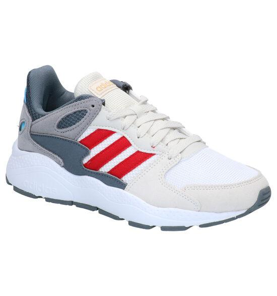 adidas Crazychaos Witte Sportschoenen