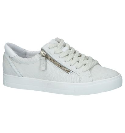 Ecru Lage Geklede Sneakers Mirel Kim, Beige, pdp