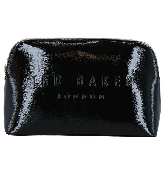 Ted Baker Aaniya Zwarte Make-up Tasje