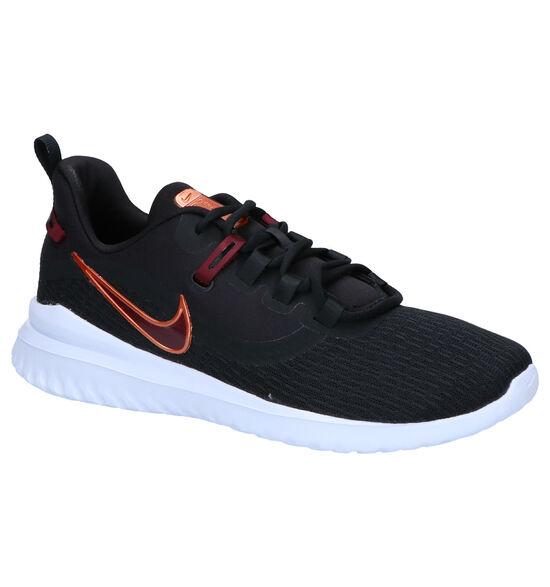 Nike Renew Rival Zwarte Sportschoenen